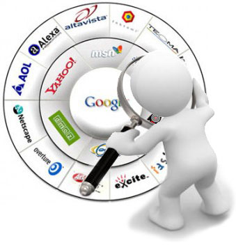 assignmenteditor a comprehensive list of major and minor search engines